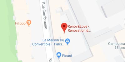 Renovation appartement paris-google my business