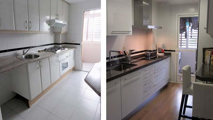 rénover sa cuisine avant après