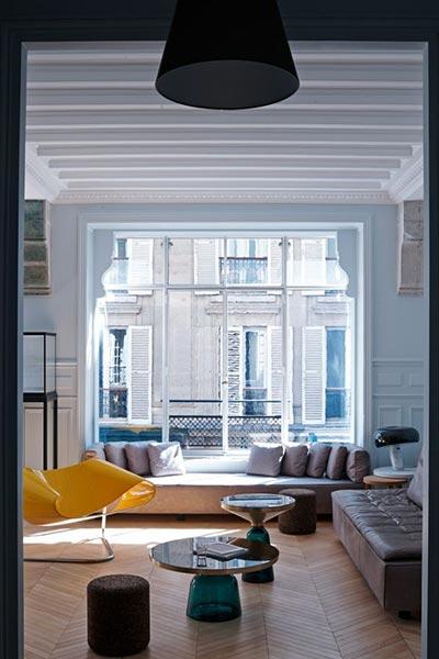 société renovation intérieure paris