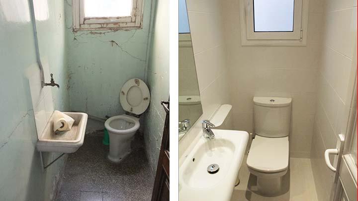 renover les toilettes à paris