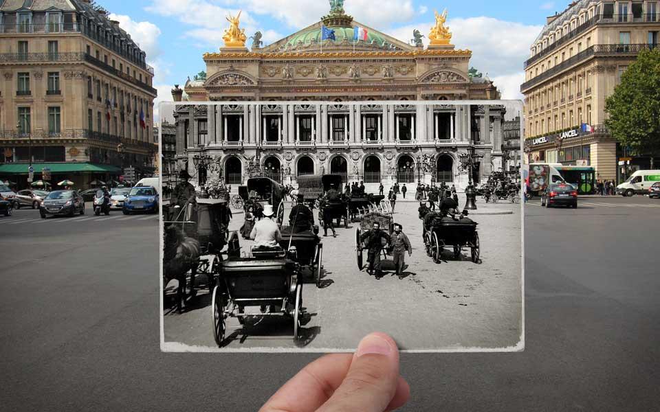 ville de paris histoire